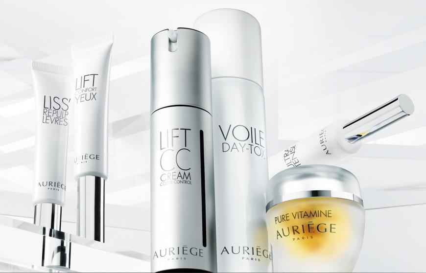 Design packaging Auriège