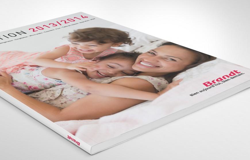 Catalogue produits Brandt