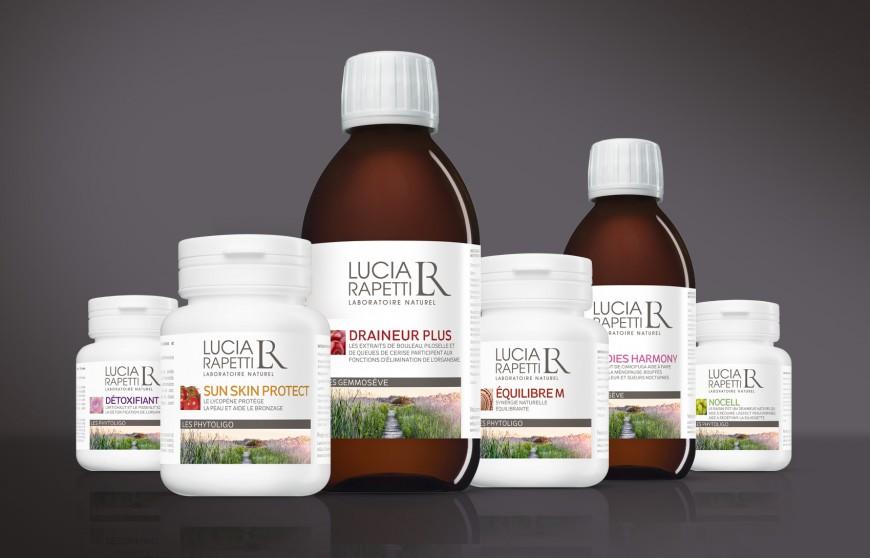Design packaging Lucia Rapetti