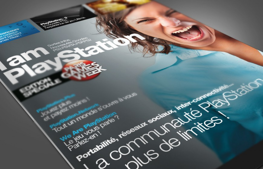 News magazine événementiel Paris Game Week