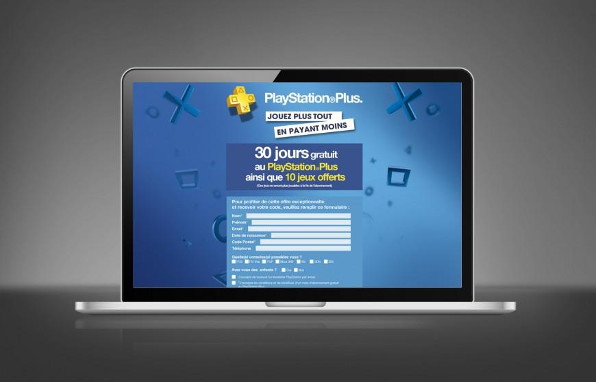 Mini-site internet jeu-concours