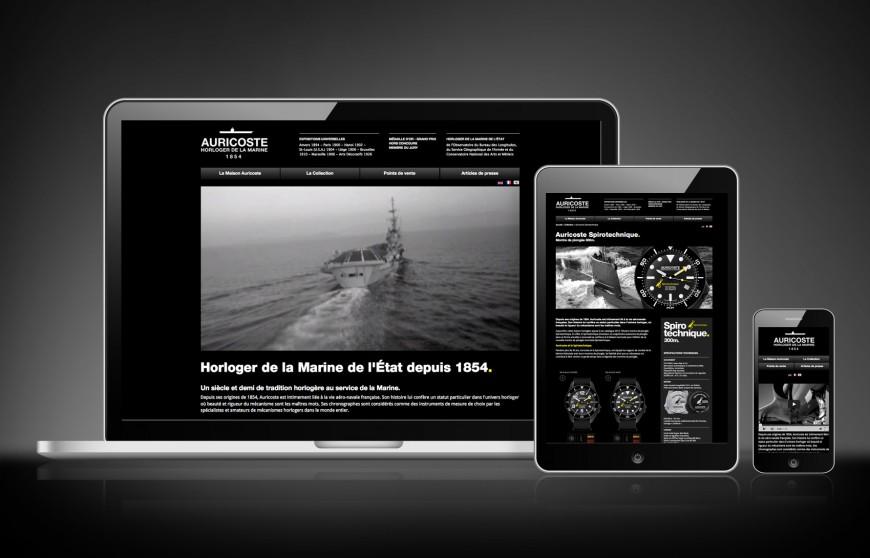 Site internet responsive CMS Drupal