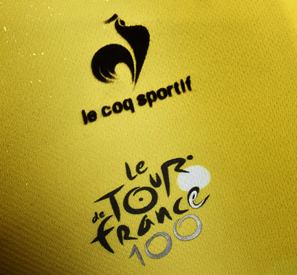 Le Coq Sportif Tour de France