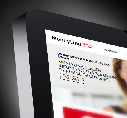 Moneyline Site internet