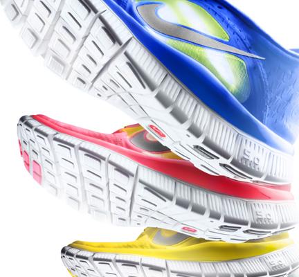 Nike Running Free Run+