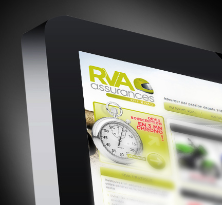 RV Assurance Site internet