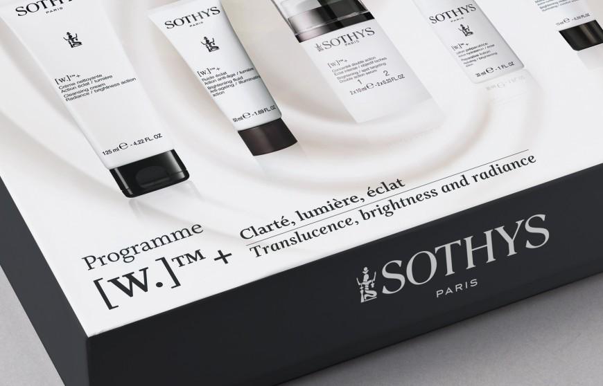 Coffret W+ de Sothys