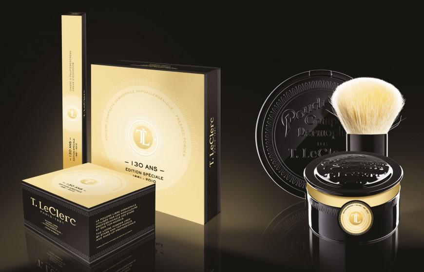 Design packaging Edition spéciale 130 ans