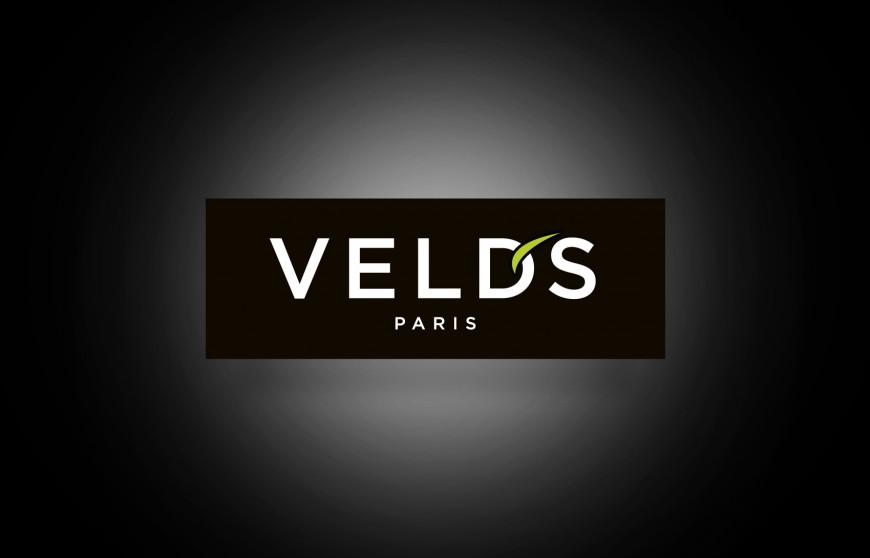 Refonte du logotype Veld's Paris