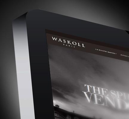 Waskoll Site internet